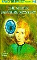 Nancy Drew #045: Nancy Drew 45: The Spider Sapphire Mystery