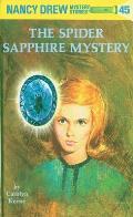 Nancy Drew 045 Spider Sapphire Mystery