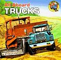 All Aboard Trucks (Platt & Munk All Aboard Book)