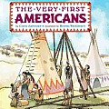 Very First Americans All Aboard Book