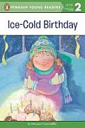Ice-Cold Birthday (All Aboard Reading: Level 1)