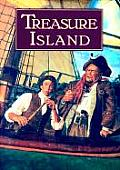 Treasure Island Illustrated Junior Libr