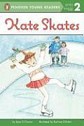 Kate Skates (All Aboard Reading: Level 1)