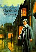 The Mysteries of Sherlock Holmes (Illustrated Junior Library) Cover