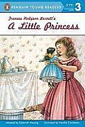 A Little Princess (All Aboard Reading) Cover