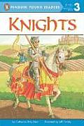 Knights (All Aboard Reading)