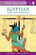 Egyptian Gods & Goddesses (All Aboard Reading)