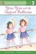Nina, Nina, and the Copycat Ballerina (All Aboard Reading)