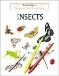 Insects & Spiders Designs For Coloring