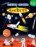 Rockets with Sticker (Sticker Stories)
