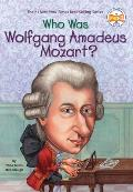 Who Was Mozart? (Who Was...?)