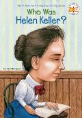 Who Was Helen Keller? (Who Was...?) Cover