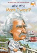 Who Was Mark Twain? (Who Was...?) Cover