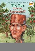 Who Was Johnny Appleseed? (Who Was--?) Cover