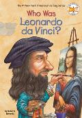 Who Was Leonardo Da Vinci? (05 Edition)