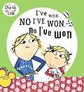 I've Won, No I've Won, No I've Won (Charlie and Lola) Cover