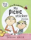 My Picnic Sticker Stories With 75 Reusable Stickers