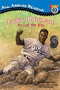 Jackie Robinson: He Led the Way (All Aboard Reading: Level 2)