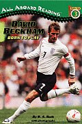 David Beckham: Born to Play (All Aboard Reading: Level 3 (Paperback))