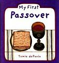 My First Passover Cover