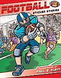 Football with Sticker (Sticker Stories) Cover