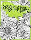 Spring Has Sprung Designs For Coloring