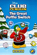 Disney Club Penguin Pick Your Path #04: The Great Puffle Switch Cover