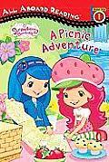 Strawberry Shortcake: A Picnic Adventure