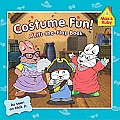 Costume Fun!: A Lift-The-Flap Book (Max and Ruby) Cover