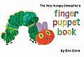 Very Hungry Caterpillars Finger Puppet Book