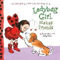 Ladybug Girl Makes Friends (Ladybug Girl)