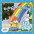 Ruby's Rainbow (Max and Ruby) Cover