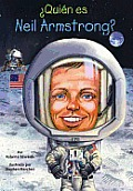 Quien Es Neil Armstrong? = Who Is Neil Armstrong? (Quien Es?) Cover