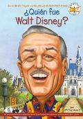 Quien Fue Walt Disney? (Quien Fue...?)