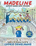 Madeline Activity Book with Stickers