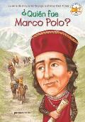 Quien Fue Marco Polo? (Who Was...?)