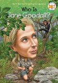 Who Is Jane Goodall? (Who Was...?)