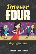Forever Four #04: Staying in Tune #4 Cover