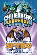 Skylanders Universe 01 Mask of Power Spyro Versus the Mega Monsters