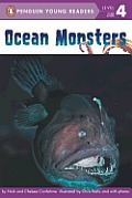 Ocean Monsters (Penguin Young Readers, L4)