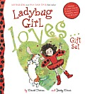 Ladybug Girl Loves.. Gift Set [With Sticker(s) and Friendship Cards and Banner and Crayons]