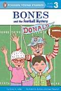 Bones and the Football Mystery (Penguin Young Readers - Level 3)