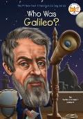 Who Was Galileo? (Who Was...?)