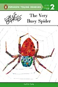 The Very Busy Spider (Penguin Young Readers - Level 2)