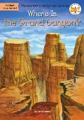Where Is the Grand Canyon? (Where Is...?)