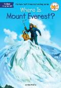 Where Is Mount Everest? (Where Is...?)