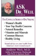 Ask Dr Weil Omnibus 1 Includes the First 6 Ask Dr Weil Titles