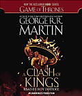 Song of Ice and Fire #02: A Clash of Kings Cover