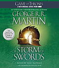 Storm of Swords A Song of Ice & Fire Book Three CD Unabridged