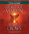 A Feast for Crows: A Song of Ice and Fire: Book Four Cover